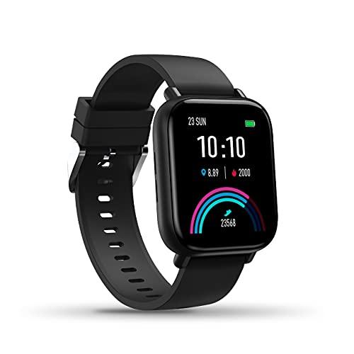 Gionee STYLFIT GSW6 Smartwatch (Matt Black)