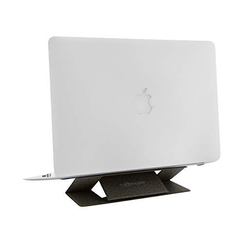 Nomade Soporte Stand para Ordenador portátil/Ultrafino pegable y Adhesivo/para Tablet y Laptop de 12 13 14 15 16 Pulgadas