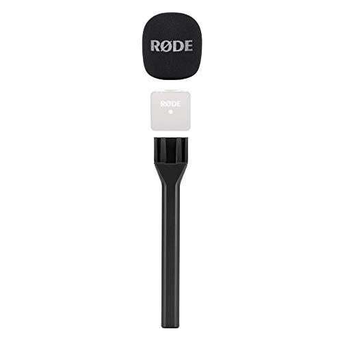 【国内正規品】RODE ロード Interview GO Wireless GO用ハンドヘルド型マイク変換アダプター INTERVIEWGO