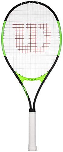 Wilson Blade Excel 112 - Racchetta da tennis per adulti, impugnatura 3 (4 3/8)