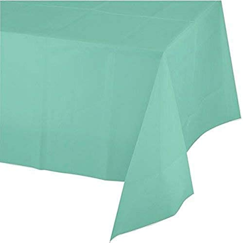 Creative Convertting 8C318896 - Mantel de Papel (137 x 274 cm), Color Verde