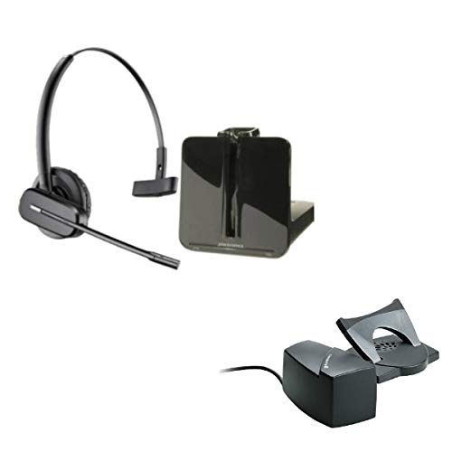 Plantronics Cs540 Wireless Headset With Buy Online In Guernsey At Desertcart