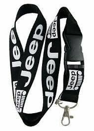 1pcs Lanyard Keychain Badge Holder