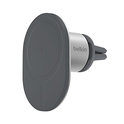 Belkin MagSafe Smartphone-Kfz-Halterung, magnetisch (Lüftungshalterung für das iPhone 13, 13 Pro, 13 Pro Max, 13 mini)