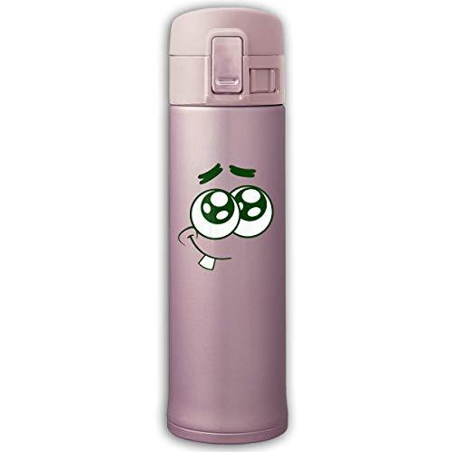 Top Groothandel Patrick Star Travel Mok Roestvrij Staal Thermische Mok Vacuüm Flask Lekvrije Koffie Mok Met BPA Gratis Gemakkelijk Schone Deksel Houdt Koud Of Heet