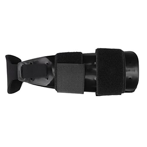 Estabilizador de tobillo, férula estabilizadora de tobillo fuerte y duradera Ajuste preciso para correr para recuperación de lesiones para adultos para esguince de baloncesto