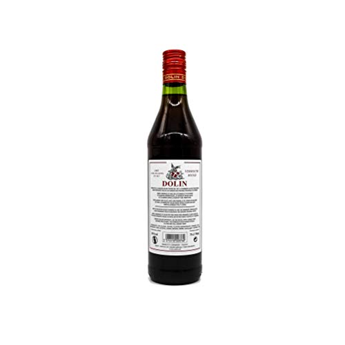 Dolin Vermouth de Chambéry ROUGE (1 x 0.75 l) - 3