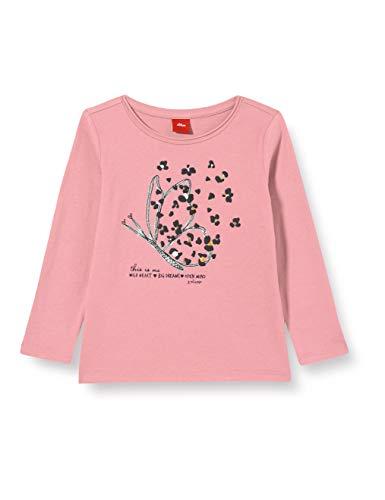 s.Oliver Junior Mädchen 403.10.010.12.130.2058506 T-Shirt, 4326, 128/134/REG