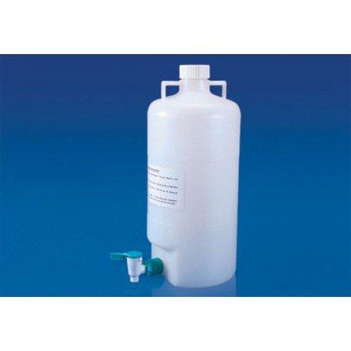 Polypropyleen Aspirator Fles 10 liter/10000mL