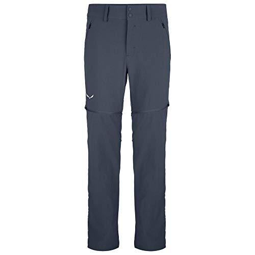 Salewa Talveno 2 Pantaloni, Uomo, Ombre blue, 46/S