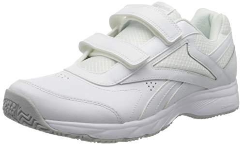 Reebok Herren Work N Cushion 4.0 Kc Gymnastics Shoe, White/Cold Grey 2/White, 42.5 EU