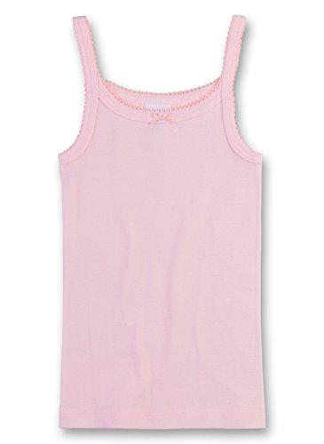 Sanetta Mädchen 303505 Unterhemd, Rosa (Magnolie 3609), 116