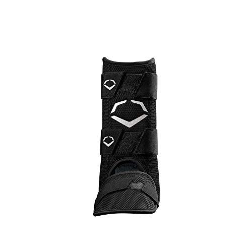 EvoShield Youth PRO-SRZ Batter's Leg Guard - Black