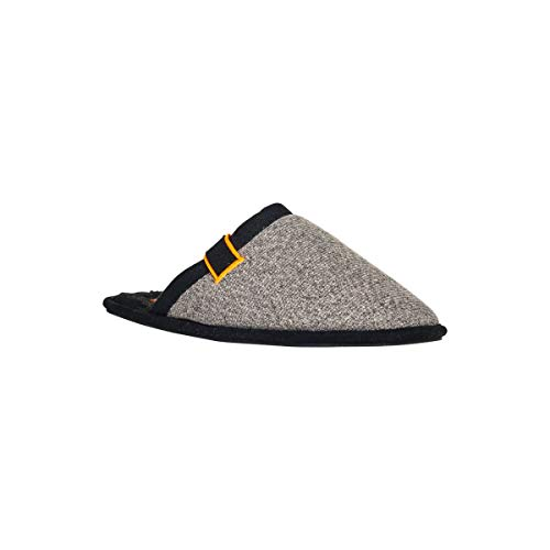 Superdry Men's Classic Mule Slippers - Grey - S