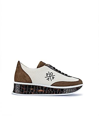 Sneaker Antofalla de la Nueva Temporada Otoño/Invierno 2021, Marca Popa.