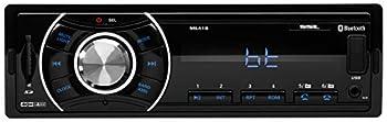 Sound Storm ML41B Single Din Bluetooth MP3/USB/SD FM Car Stereo  No CD/DVD  Wireless Remote Control