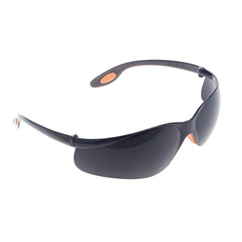 Dabixx Occhiali di Sicurezza, Protezione degli Occhi Occhiali protettivi Occhiali protettivi Occhiali da Lavoro Laboratorio Dentale - Nero