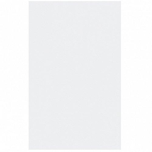 Cotillon d'alsace - Nappe ronde blanche plastique 210 cm