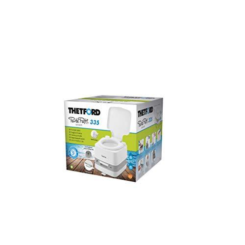 Thetford 92828 Porta Potti 335 Indoro Portátil Qube, Blanco 313 x 342 x 382 mm
