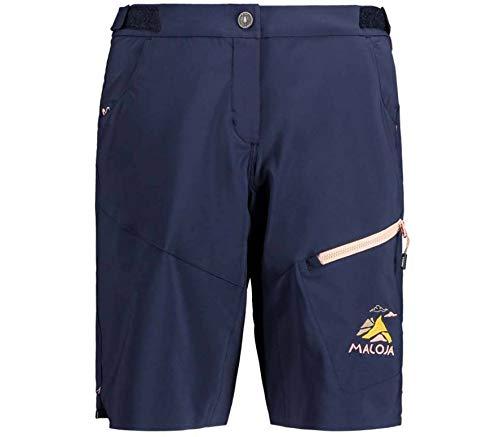 Maloja W Roschiam. Shorts Blau, Damen Shorts, Größe XS - Farbe Night Sky
