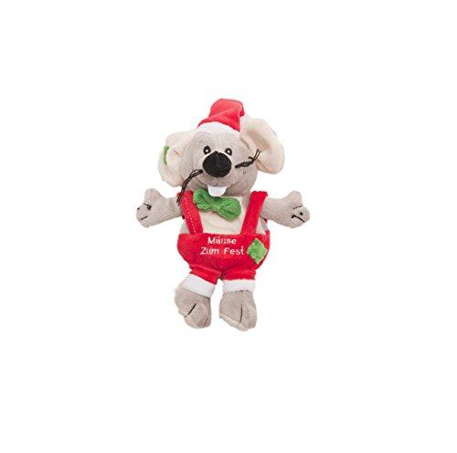 Geldgeschenk Weihnachten Verpackung Weihnachtssäckchen Maus - Mäuse zum Fest -