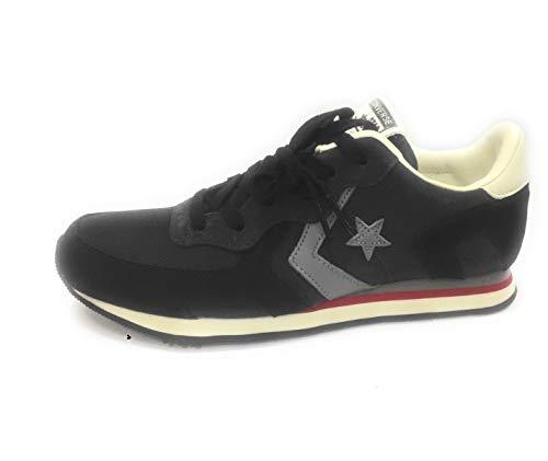 Converse Lifestyle Thunderbolt Ox, Zapatillas Unisex Adulto, Negro (Almost Black/Black/Mason 001), 41 EU