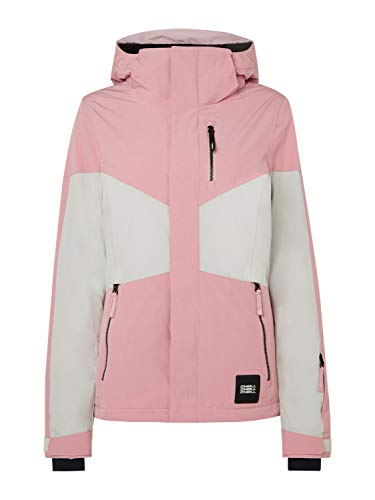 O'Neill Damen Pw Coral Jackets Snow Jacke, Bridal Rose, XS