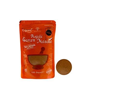 Punjabi Garam Masala (ganador del premio Great Taste 2017) Gran paquete resellable 100g