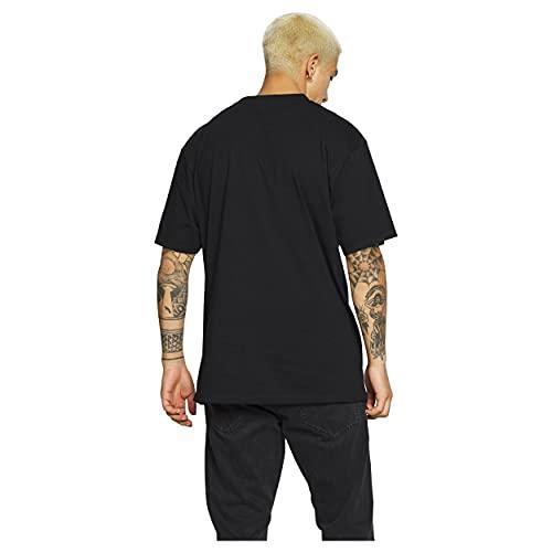 Karl Kani Herren T-Shirt Small Signature Box Black (S)