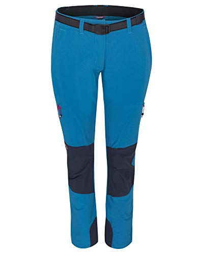 Ternua Westhill Pantalón, Mujer, Azul (Dark Lagoon), L