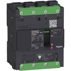 Interruptor NSXm 36kA TM100D 4P/3P Elink marca SCHNEIDER
