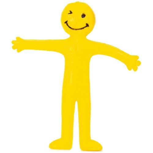 Tobar Stretchy Smiley Man Toy