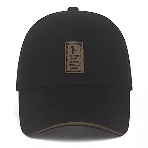 xiwei Gorra de Beisbol Sombrero para Hombre Gorras de Baloncesto Gorras de algodón Gorras de béisbol para Hombres Gorras para Hombres y Mujeres Gorras Deportivas con protección Solar