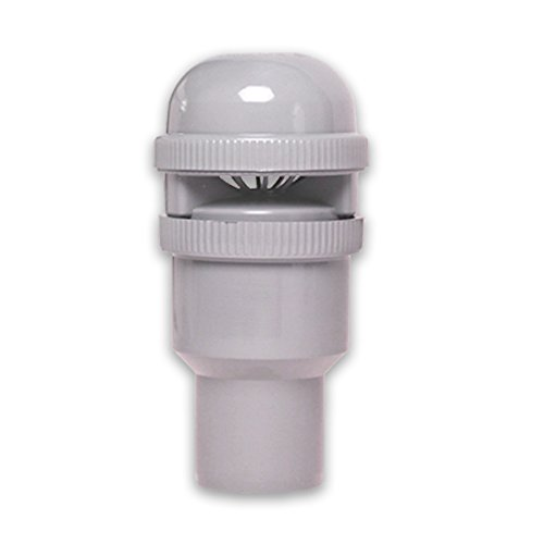 Abwasser Rohrbelüfter aus Kunststoff (PP) mit Mehrfachanschluss für DN 50 oder 40mm