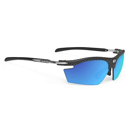 Rudy Project Rydon Brille Carbon - Polar 3fx HDR multilaser Blue 2020 Fahrradbrille