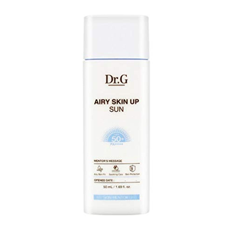 遠近法先例書き込みDr.G ドクタージー Airy Skin Up Sun エアリースキンアップサン (50ml) SPF50+ PA++++ Dr G DrG 日焼け止め