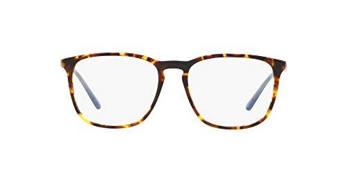 Polo 0PH2194 Monturas de gafas, Rectangulares, 52, Antique Tortoise
