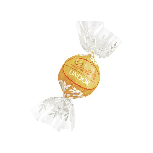 White Chocolate LINDOR Truffles Case 550-pc