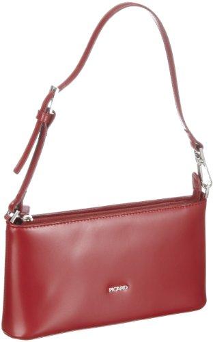Picard Damen Berlin Abendtaschen, Rot/rot, 6x13x26 cm