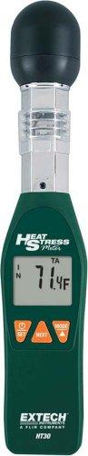 Extech HT30 Heat Stress WBGT Meter , black