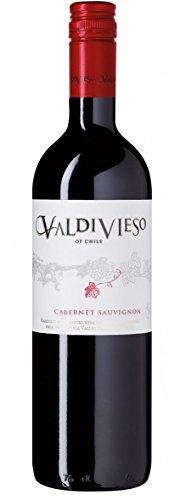6 x Cabernet Sauvignon 2018 Vina Valdivieso im Sparpack, trockener Rotwein aus Chile