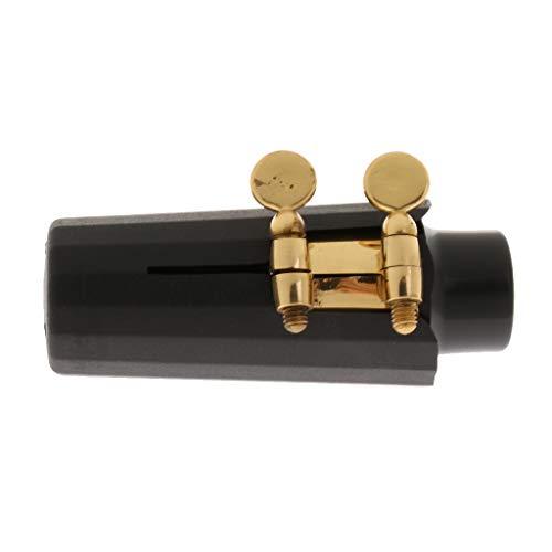 H HILABEE Clip de Tapa de Boquilla de Saxofón de Saxofón para Accesorio de Instrumento de Viento de Madera