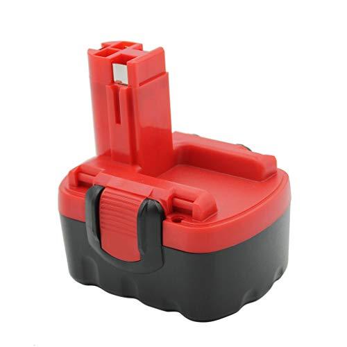 KINSUN Reemplazo Herramienta Eléctrica Batería 14.4V 1.5Ah Para Bosch Taladro Inalambrico Destornillador...