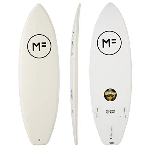 Mick Fanning Eugenie Fcsii - Tabla de Surf (4ft10), Color Bl