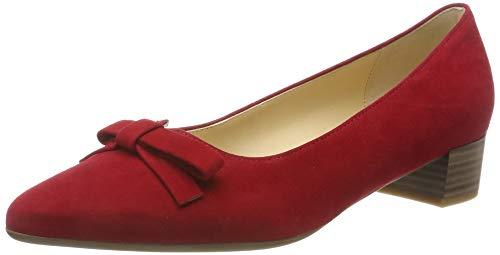Gabor Damen Fashion 31.431. Pumps, Rot (Rubin 15), 39 EU