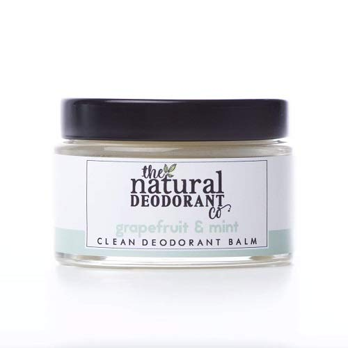 Clean Deodorant Balm Grapefruit + Mint by The Natural Deodorant Co. 60ml