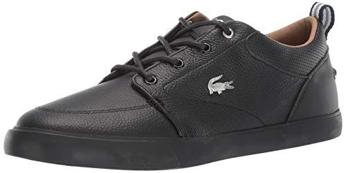 Lacoste Men's Bayliss Sneaker, Black/Black, 11 Medium US