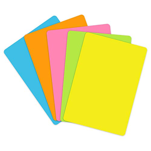 Top Notch Teacher Products Blank Playing Cards, Assorted, Pack of 52
