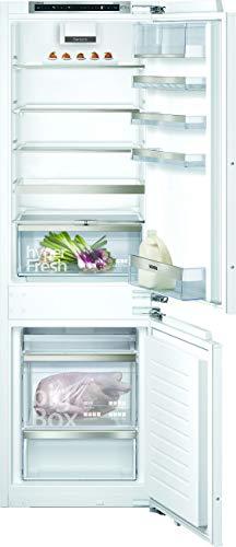 Siemens KI86SHDD0 iQ500 Réfrigérateur-congélateur encastrable/D / 164 kWh/an / 265 l/lowFrost/hyperFresh Premium 0° / éclairage LED