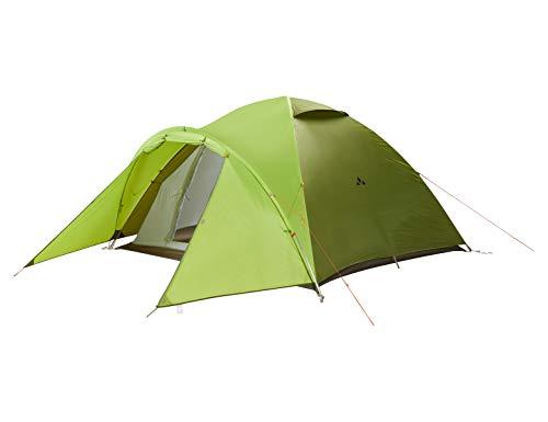 VAUDE 4-personen-zelt Campo Grande XT 4P, 4 Personenzelt, sehr geräumig, chute green, one Size, 142274590